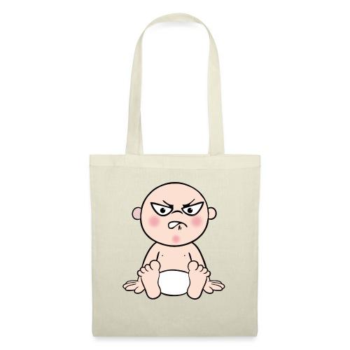 Böses Baby - Stoffbeutel