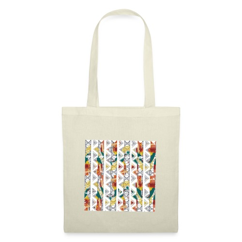 African ethno pattern - Tote Bag