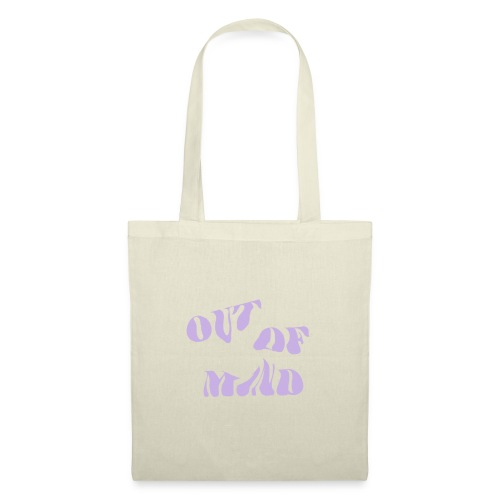OUT OF MIND - Bolsa de tela