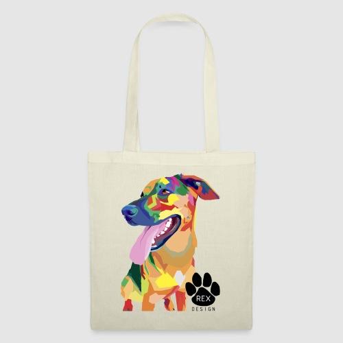 Big Tongue Dog - Tote Bag