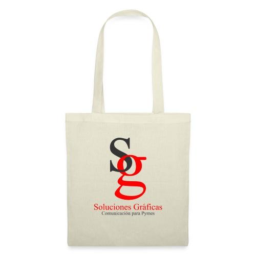 logo soluciones gráficas - Bolsa de tela