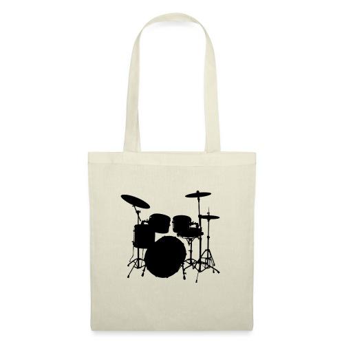 Bateria negro drums - Bolsa de tela