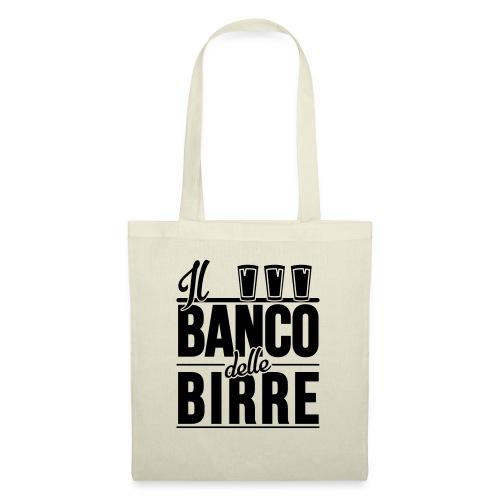 Il Banco delle Birre - Borsa di stoffa