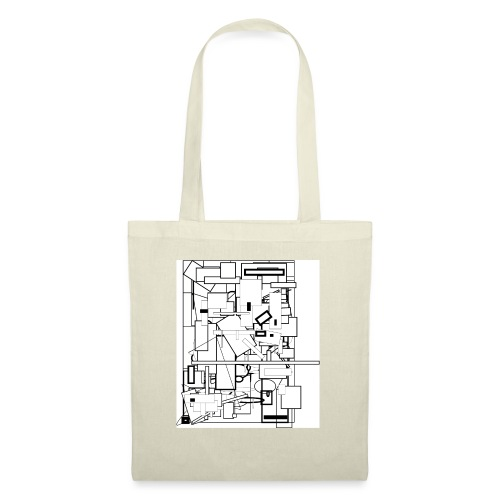 Entrelacé - Tote Bag