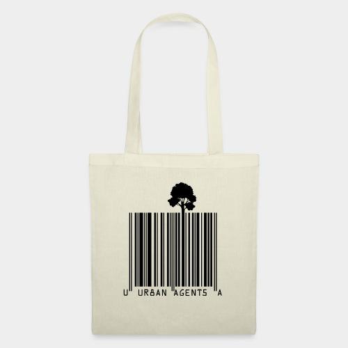 Urban Agents Barcode - Stoffbeutel