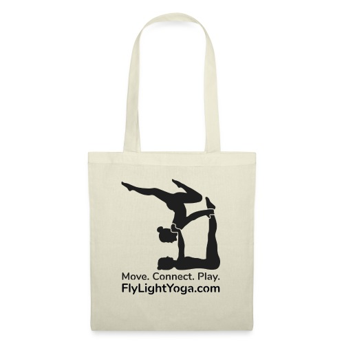 AcroYoga: Move Connect Play - Tote Bag