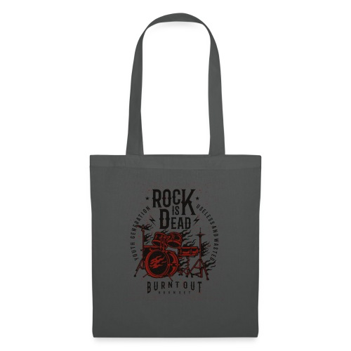 Rock Is Dead - Tas van stof