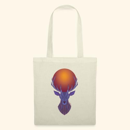 Roi Cerf Lunaire - Tote Bag