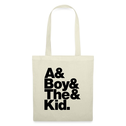 A & Boy & The & Kid - new style - Tote Bag