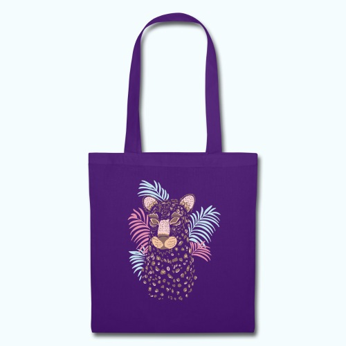 80s Pastel Color Cat - Tote Bag