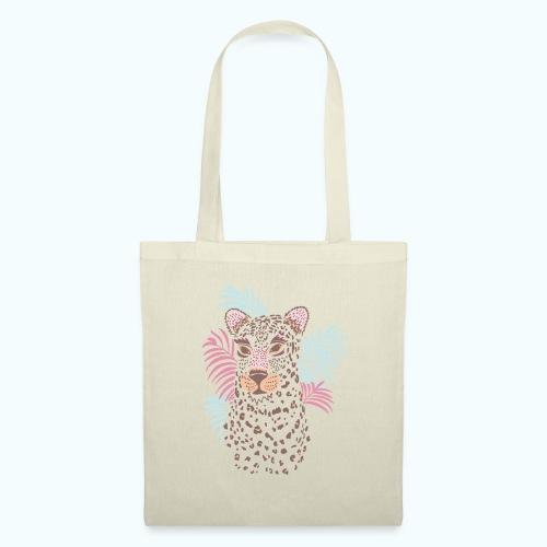 80s Pastel Color Cat - Tote Bag