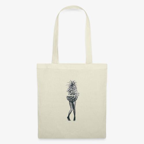 Pineapple - sexy legs - Tote Bag