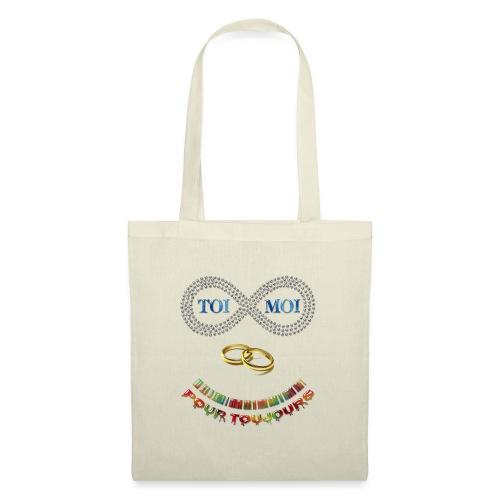 Toi et moi pour toujours - Tote Bag