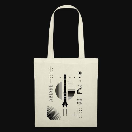ARIANE 2 - Back Patern - Tote Bag
