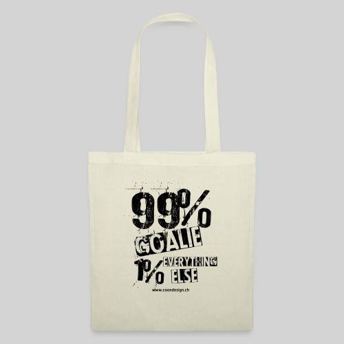 99% Goalie - Stoffbeutel