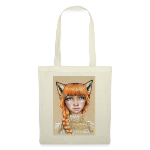 Fox Girl - Tote Bag