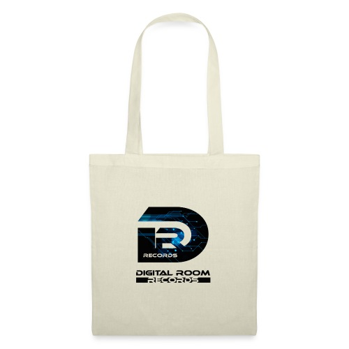 Digital Room Records Official Logo effect - Tote Bag