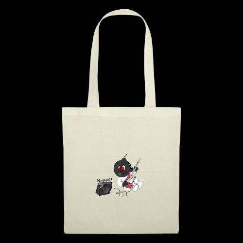 logo guitar - Tote Bag
