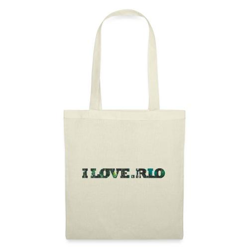 ILOVE.RIO TROPICAL N ° 3 - Tote Bag