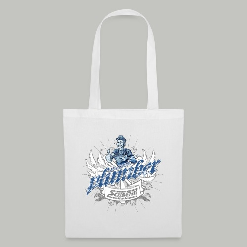 ProudPlumberPatch 2020 / Logo-Druck - Stoffbeutel
