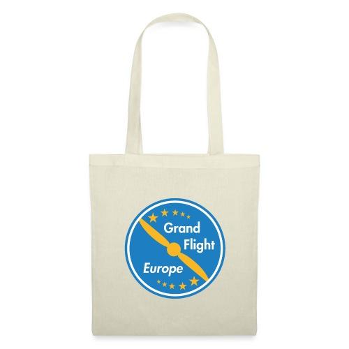 Grand Flight Europe Logo - Stoffbeutel
