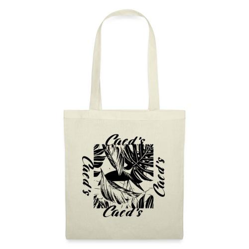 Feuilles tropical - Tote Bag