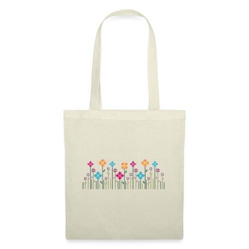 Flower Meadow - Torba materiałowa