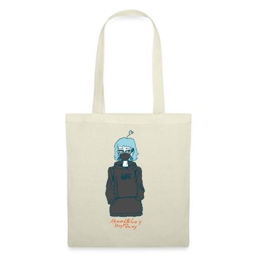 Akward - Tote Bag