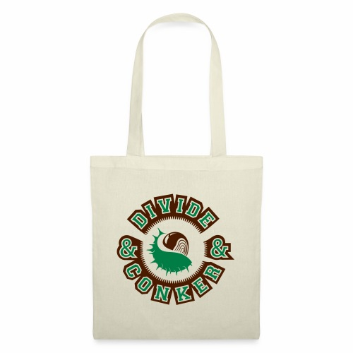 Divide and Conker - Tote Bag