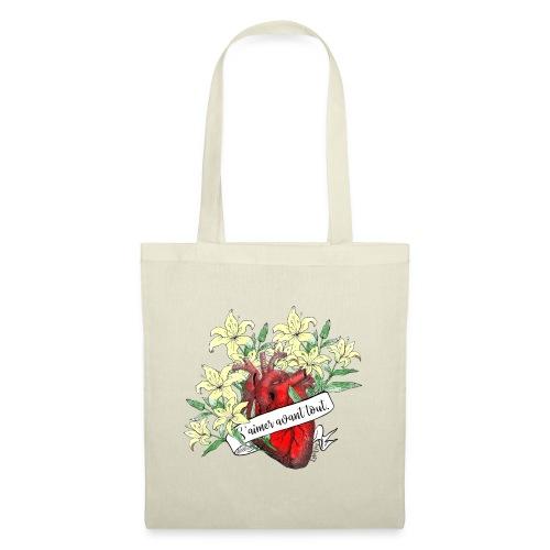 Lysie Heart - Tote Bag