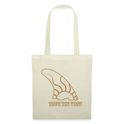 Single Fin - Tote Bag