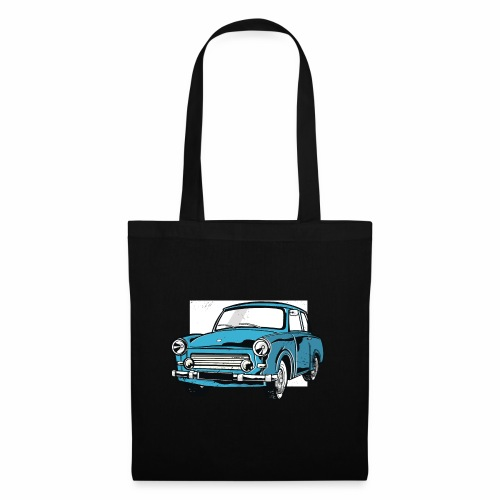Trabant 601 (light blue) - Tote Bag