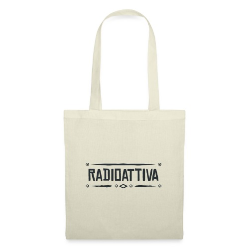 Radioattiva Vintage - Borsa di stoffa