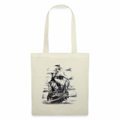 Bateau pirate - Tote Bag