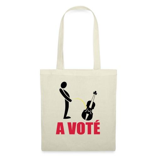 A voté - Tote Bag