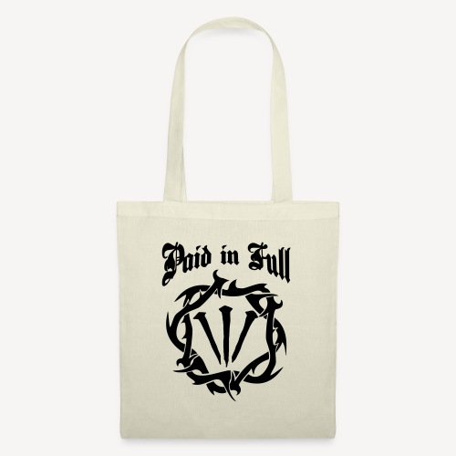 PAID IN FULL - Tote Bag