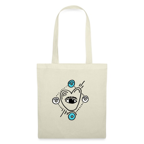 What Is Hip? 3rd eye - Tote Bag