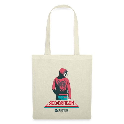 Red Dragon - Tote Bag