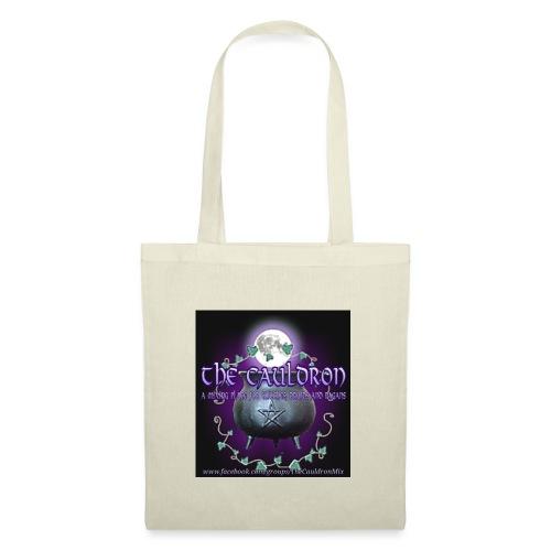 TC-Purple - Tote Bag