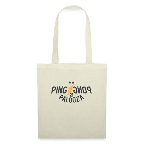 Ping Pong Palooza - Stoffbeutel