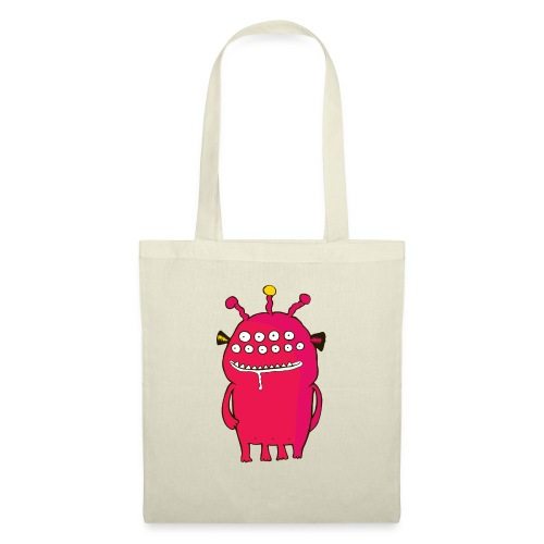 Alienating... (monster #1) - Tote Bag