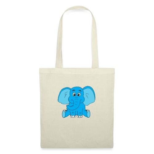 Baby Elefant - Stoffbeutel