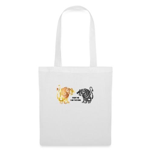fight me #lion #king - Tote Bag