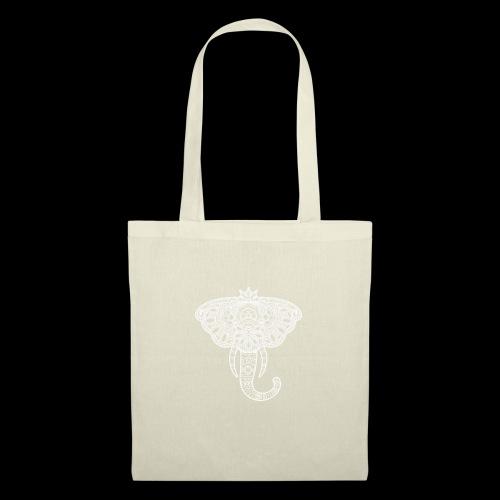 Henna elephant - Tote Bag