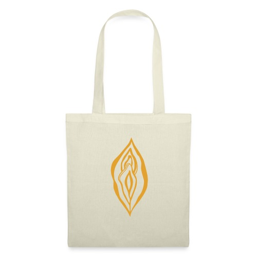Yoni Magic Gold Queen Female Power Pussy Power - Tote Bag