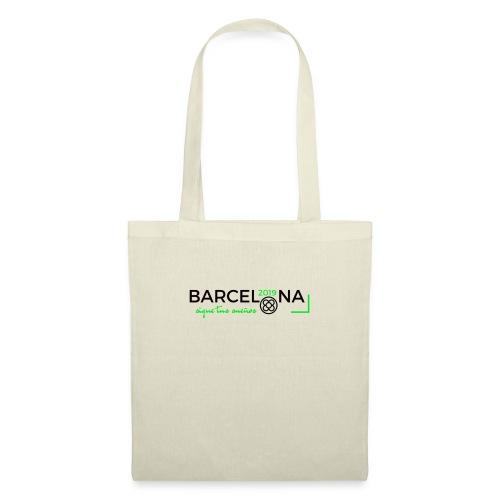 Barcelona - Stoffbeutel