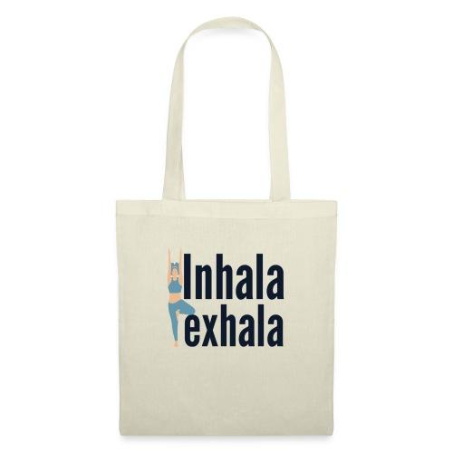 Inhala y exhala - Bolsa de tela