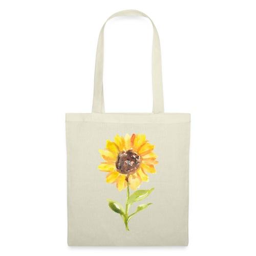 Sonnenblume Sunflower - Stoffbeutel