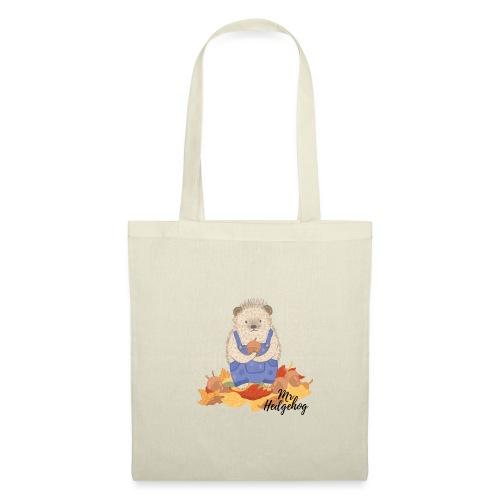Mr Hedgehog - Tote Bag