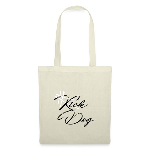 #KickDog Tee - Tote Bag
